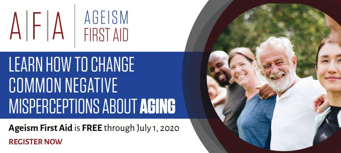 Ageism First Aid