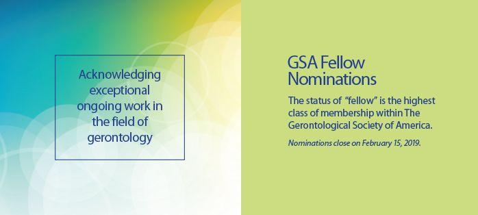 Fellow Nominations
