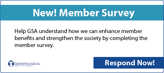 New! Member Survey