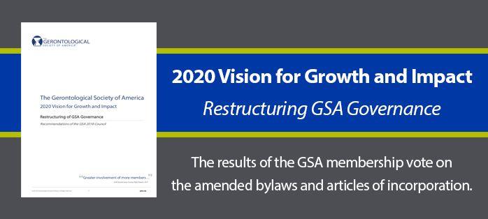 2020 Vision Updates