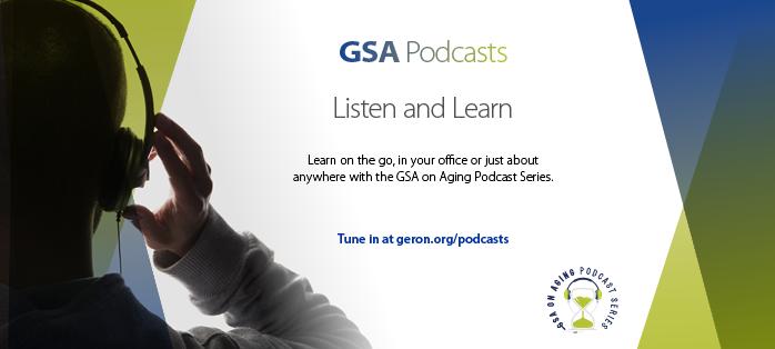 GSA Podcasts