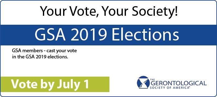 GSA Elections