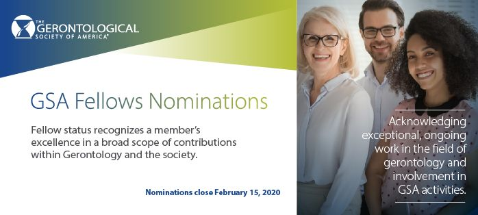 Fellow Nominations