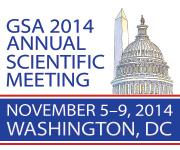 GSA Annual Scientific Meeting